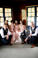 Bridal Party & Family