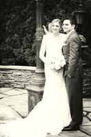 Bride & Groom_4629 bw